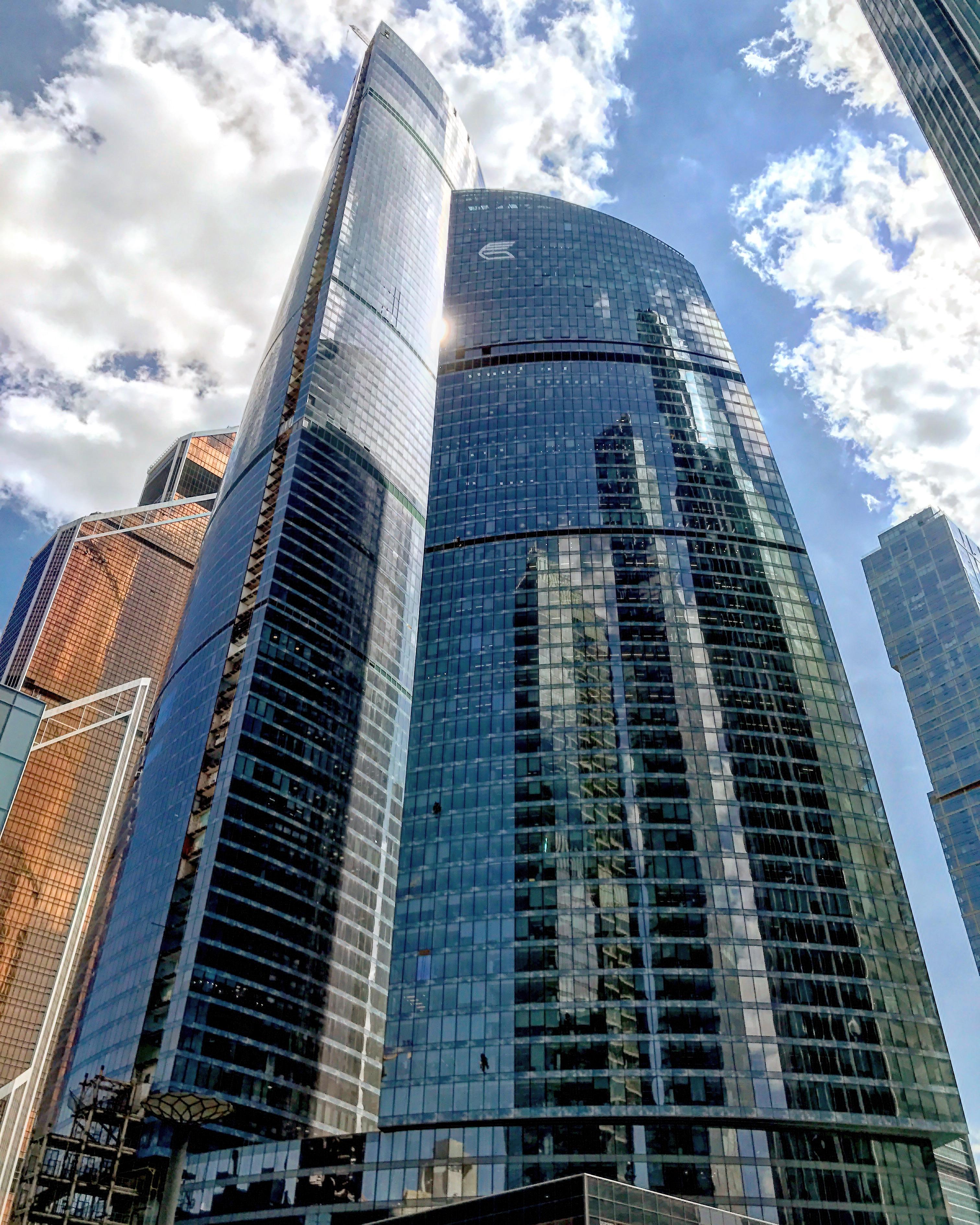 как выглядит башня федерация фото